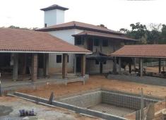 Reforma e Ampliação da sede da Fazenda Fortaleza